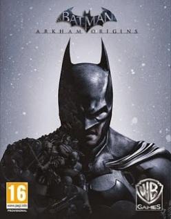 Batman: Arkham Origins - PC Completo + Crack [RELOADED]