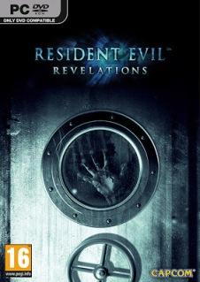 Box Resident Evil: Revelations PC