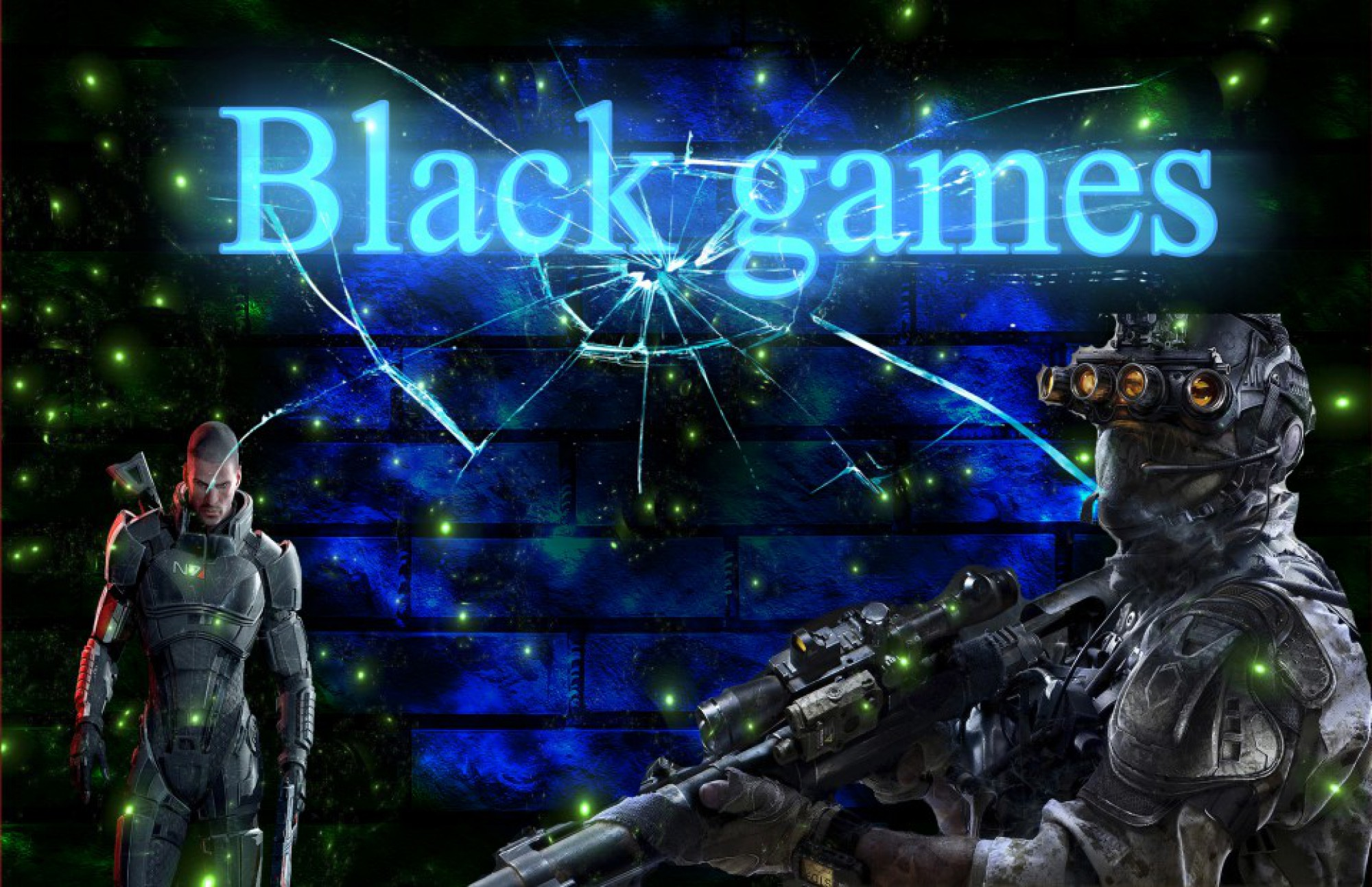 Black games