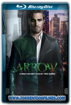 Arrow 03ª Temporada Completa (2015) Torrent Dublado Bluray