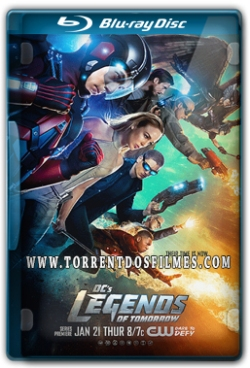 Legends of Tomorrow 1ª Temporada (2016) Torrent - Dublado WEB-DL 1080p Dual Áudio
